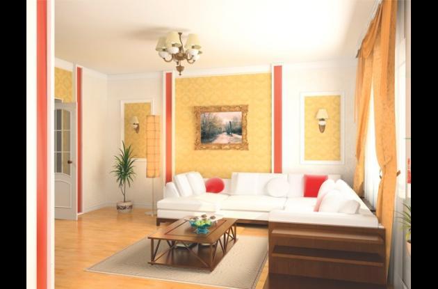 decoracin de paredes interiores