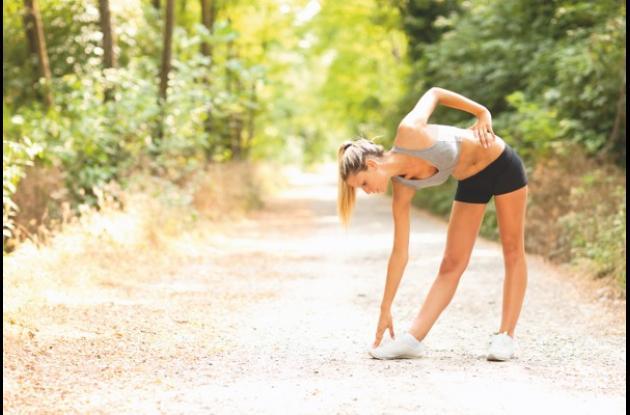 Ejercicios para perder masa muscular.