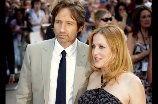 David Duchovny y Gillian Anderson volverán a protagonizar