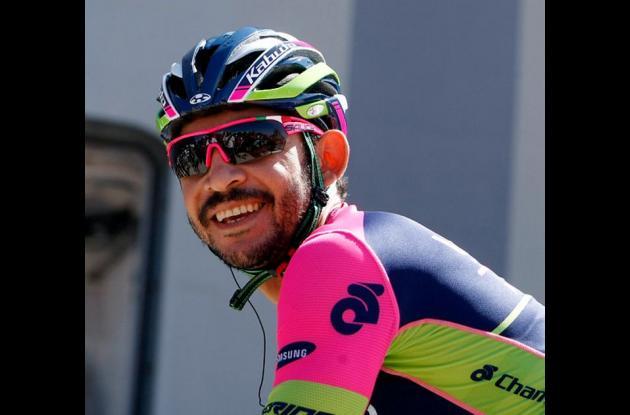 José Serpa, ciclista colombiano.