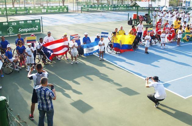 Torneo Clasificatorio de las Américas al Mundial de Tenis en Silla de Ruedas