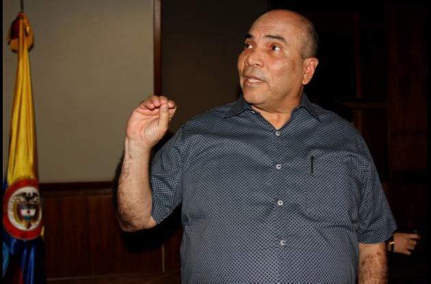 Vicente Guzmán, director Fiscalía Seccional Bolívar.
