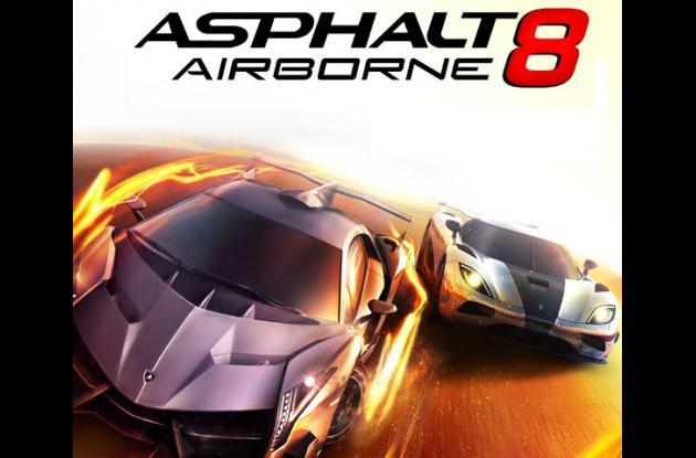 Asphalt 8: Airborne, la aplicación de la semana.