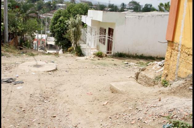 A Mauro Jiménez lo balearon en una esquina del sector 18 de Enero, en Nelson Mandela.