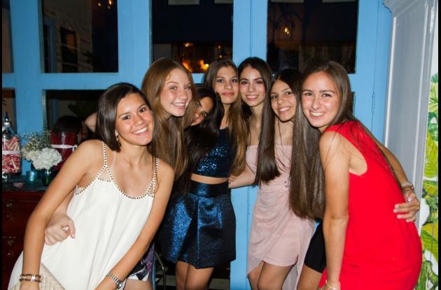 Quince años de Mariana Iglesias