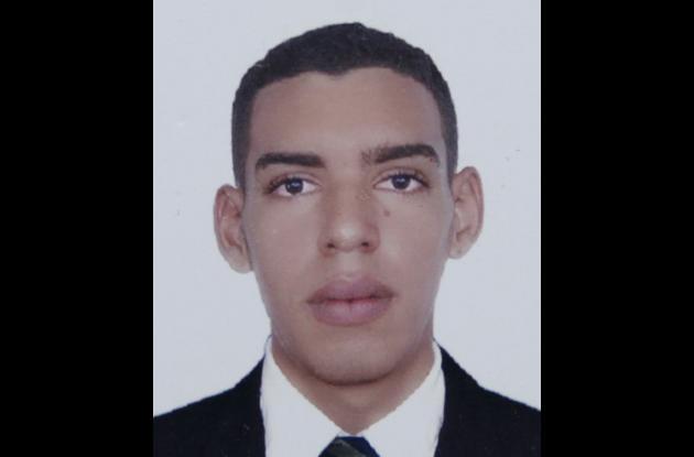 Mauro Jiménez, asesinado.
