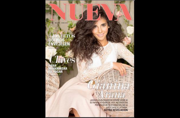 Portada de la Revista Nueva, en su edición No.1407 del 11 de abril de 2015.