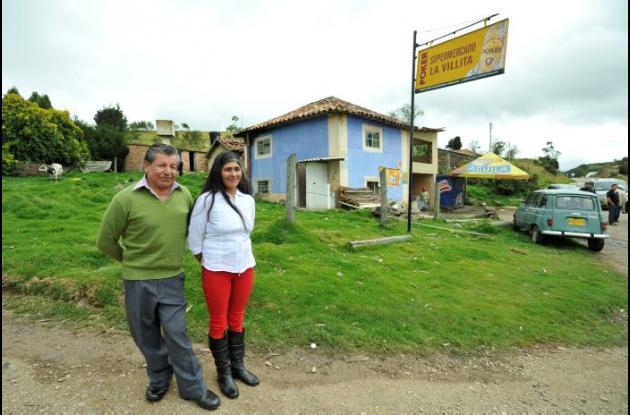 Los padres de Nairo Quintana sufren robo en su casa en el municipio de Cómbita.