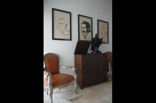 Homenaje a Luis Carlos López.hotel tematico en cartagena Kartaxa