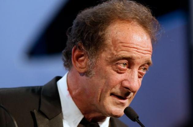 Vicent Lindon, mejor actor masculino en el Festival de Cannes.