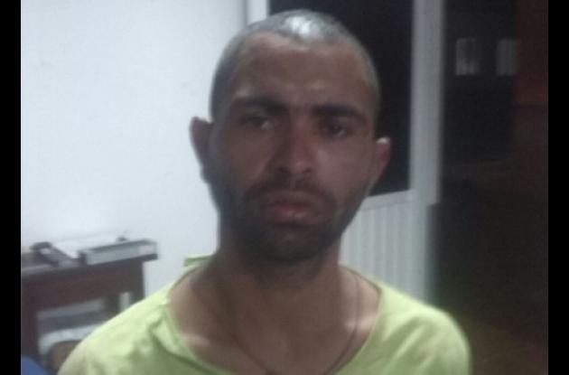 La Policía en Bolívar confirmó la captura de alias 'el Tigre'. Señalado de atracar a sacerdote en Marialabaja.