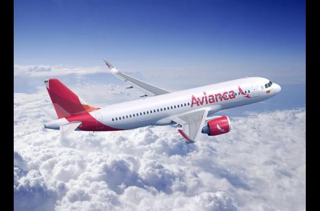airbus A320 avianca