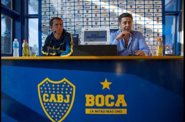 Boca Juniors presentó descarga a la Conmebol.