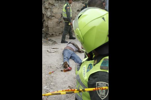 A alias 'Calimeño' lo investigaban por el crimen de otro habitante de la calle, en La Quinta.
