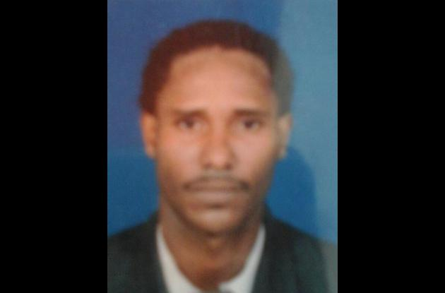 Germán Cuadro, asesinado en Nelson Mandela por sicario.