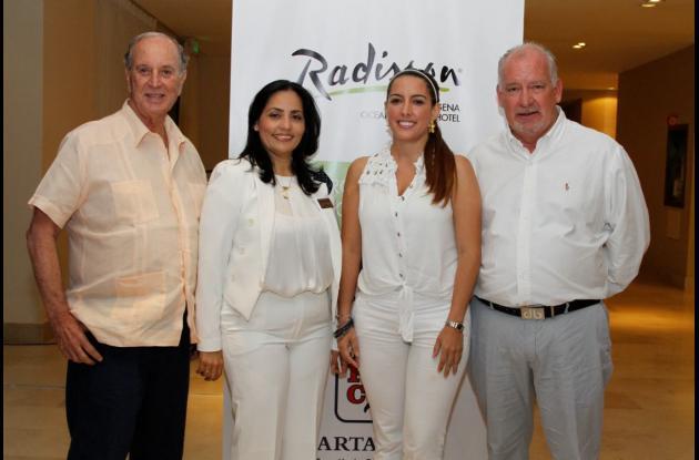 Coctel para los participantes del Torneo TPC Cartagena
