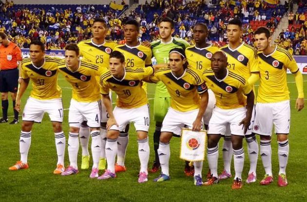 Selección Colombia de Fútbol.