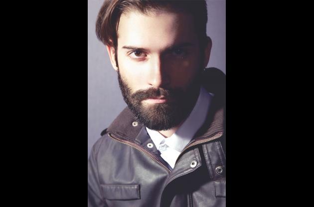Cuidados de la barba.