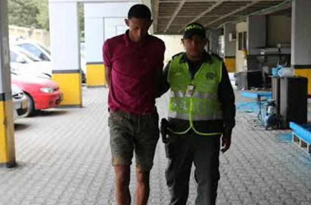Didier Palacio, capturado por crimen de Javier Arroyo en República del Caribe.