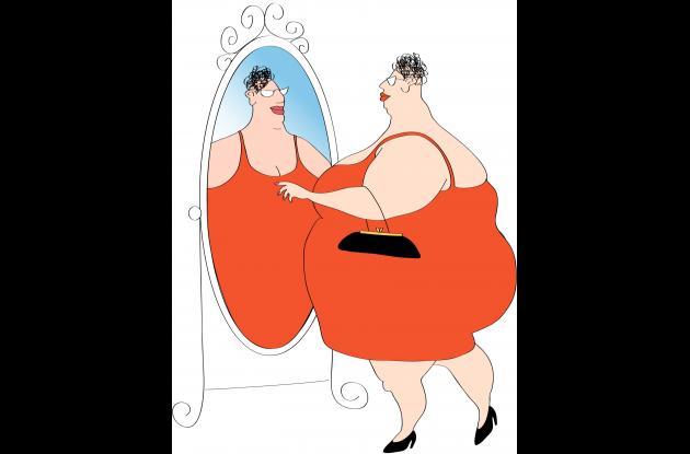 Alternativas de moda para las gordas.