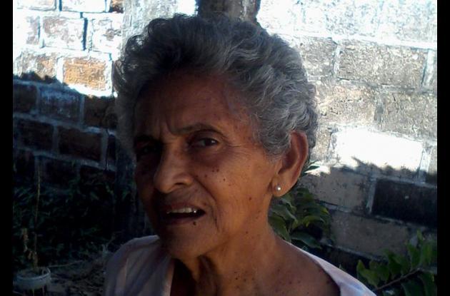 Herlinda Jiménez Quesada, una de las tres víctimas mortales por accidente en San Juan Nepomuceno.