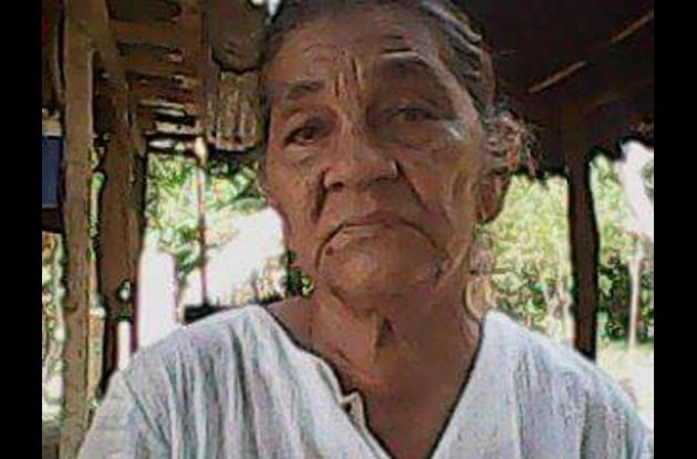 Emilia María Ordóñez Rodríguez, una de las tres mujeres que murieron en accidente en San Juan Nepomuceno.
