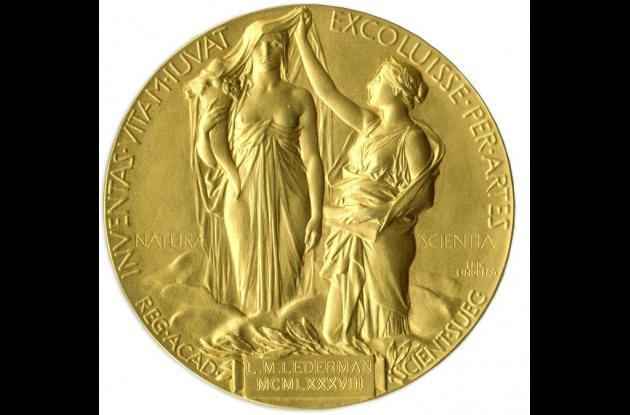 Medalla subastada en 765.002 dólares.