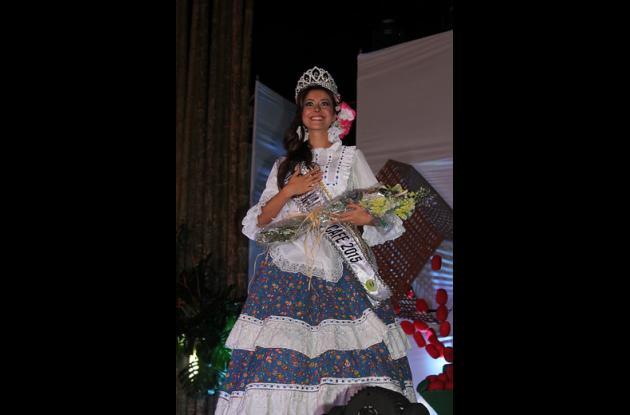 Laura Margarita Prada, Reina del Café.