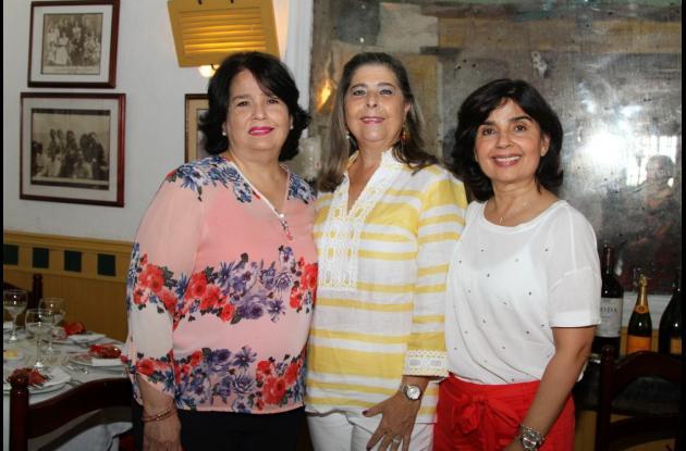 Cumpleaños de Lucy Pereira Visbal