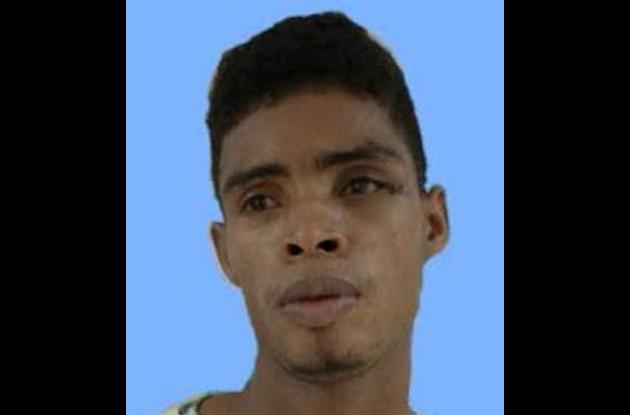 Edwin Herrera, capturado por triple crimen en Malagana.