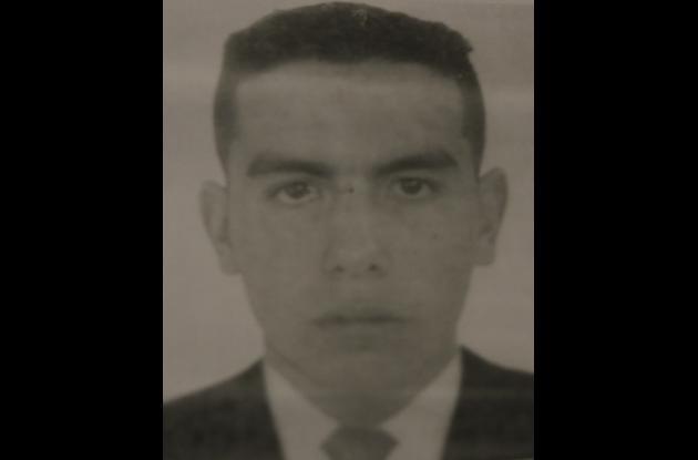 Elmer Torrenegra, desaparecido.