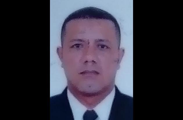 Gustavo Galeano, murió en choque de motos en vía Barú.