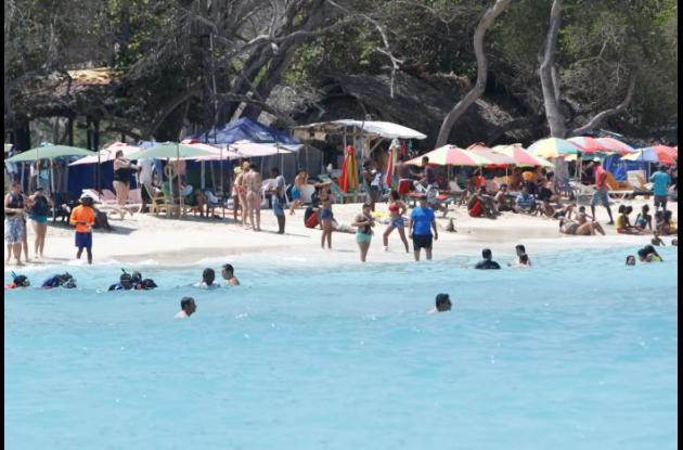 Playas en Cartagena