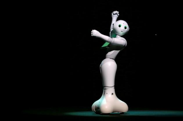 En Japón crean robots con corazón.