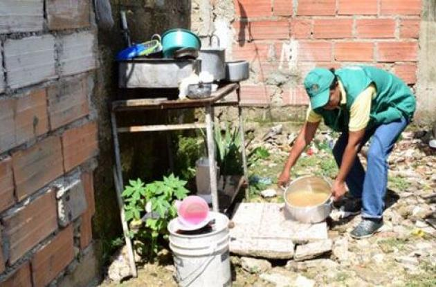 virus Zika en Cartagena