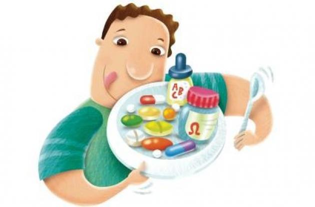 Alimentación para los niños.