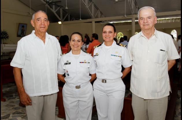 Cumpleaños de la Escuela Almirante Padilla