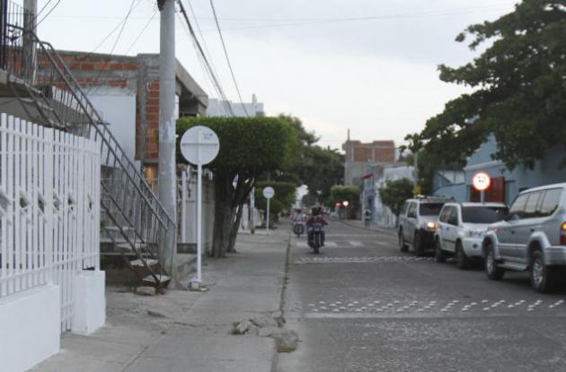 Barrio Amberes