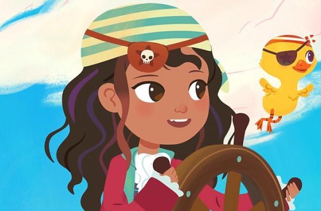 Ana Pirata.