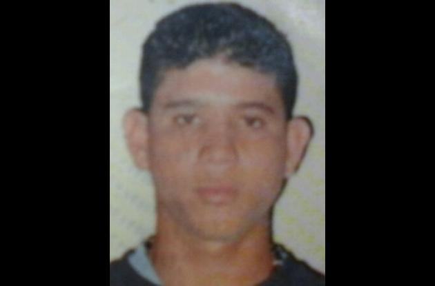 Nicolás Berrío Pérez. Asesinado en el barrio Antonio José de Sucre.