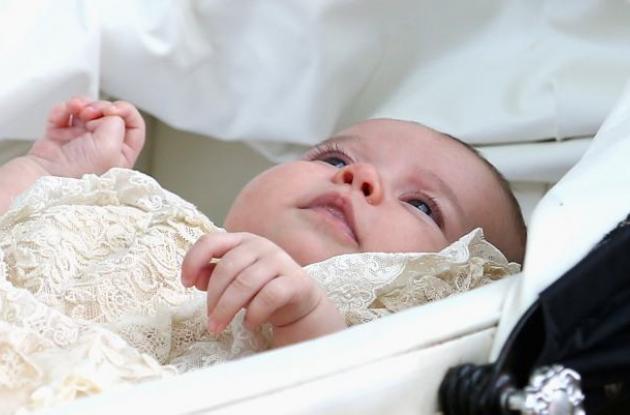 La princesa Carlota.