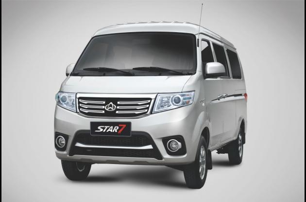 Van Star 7