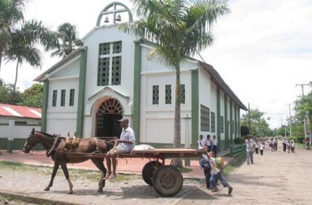 Municipio de Unguía en Chocó.