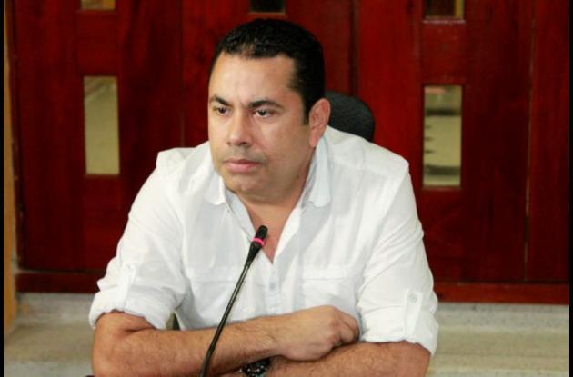 Concejal Antonio Salim Guerra