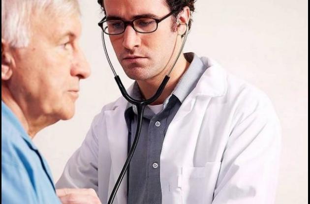 Ilustración consultas médicas.