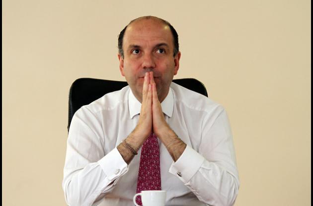 ministro de Ambiente y Desarrollo Sostenible, Gabriel Vallejo López,