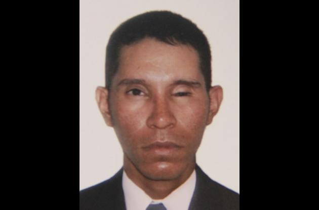 Jorge Gómez Ramos. Asesinado en La Quinta.