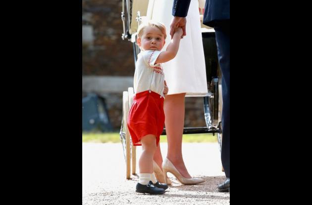 Príncipe Jorge.