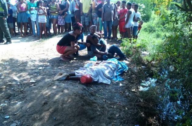 Harold Manuel Guzmán Correa fue asesinado en el sector Campo Bello del barrio Nelson Mandela. Hay un capturado.