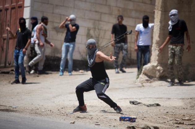 Conflicto en Palestina